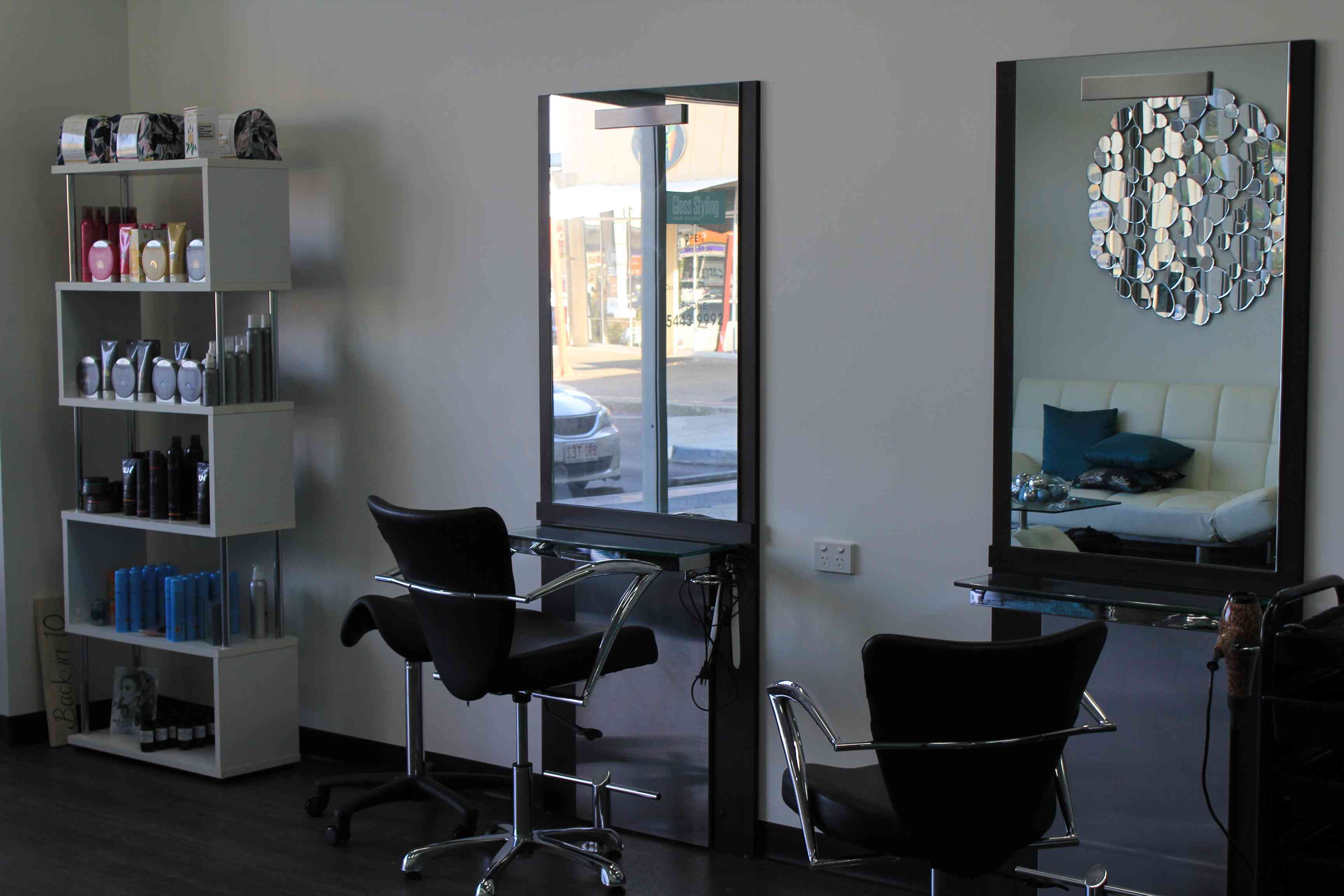 nail technician station For Lease @ Hairdressing Salon