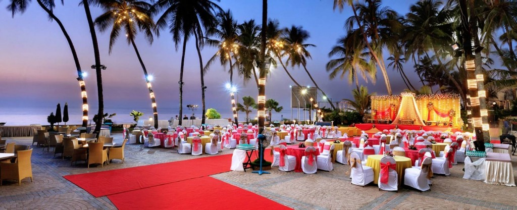 out door party venues