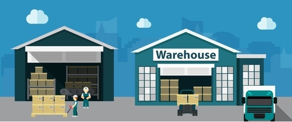 Casual lease warehouse