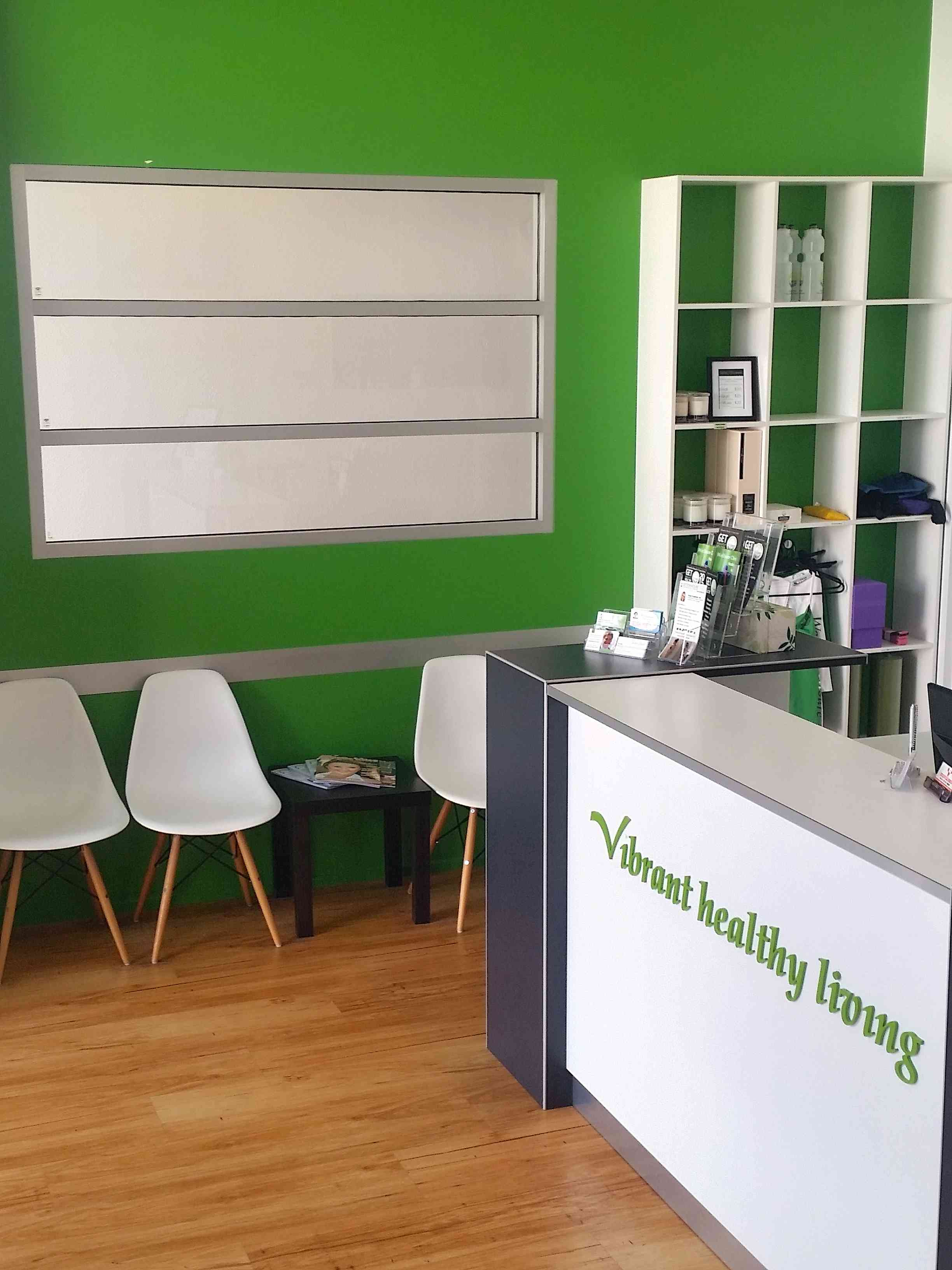 Furnished office in central Caloundra Location