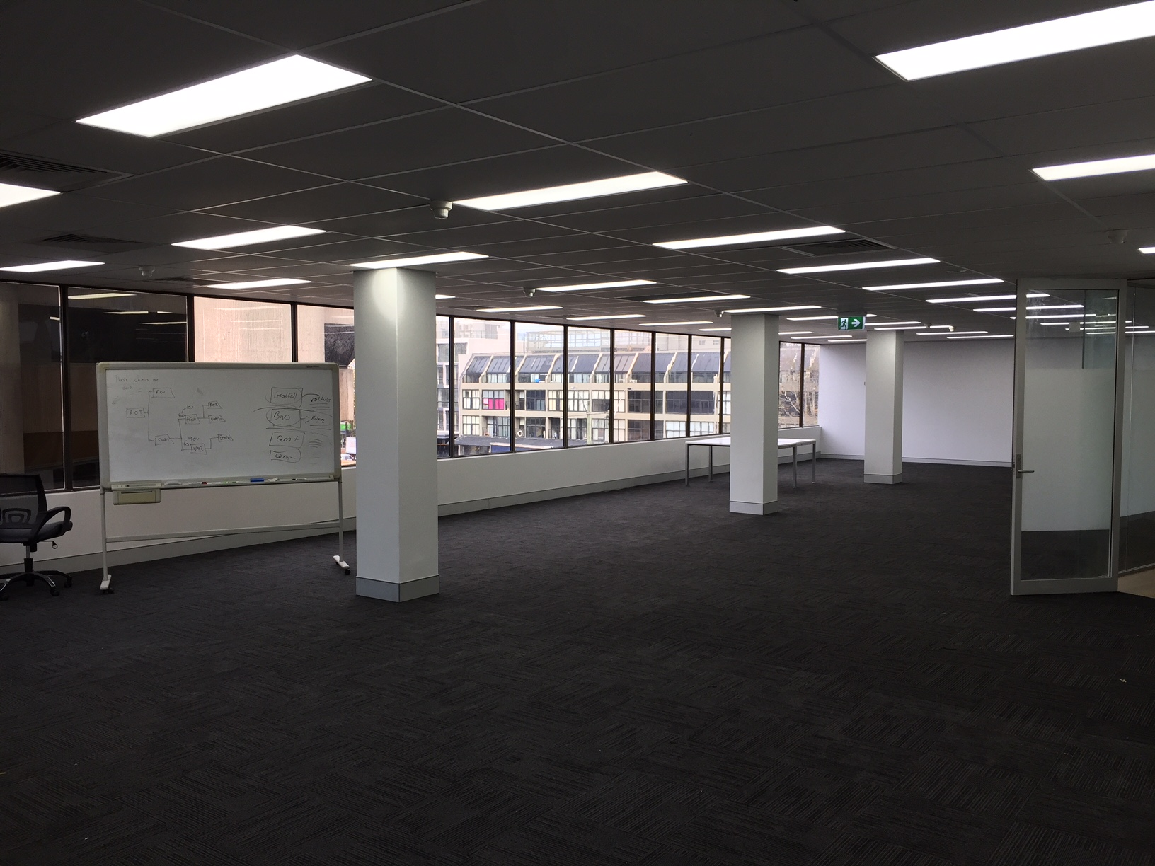 Large Open Plan Office Sublease