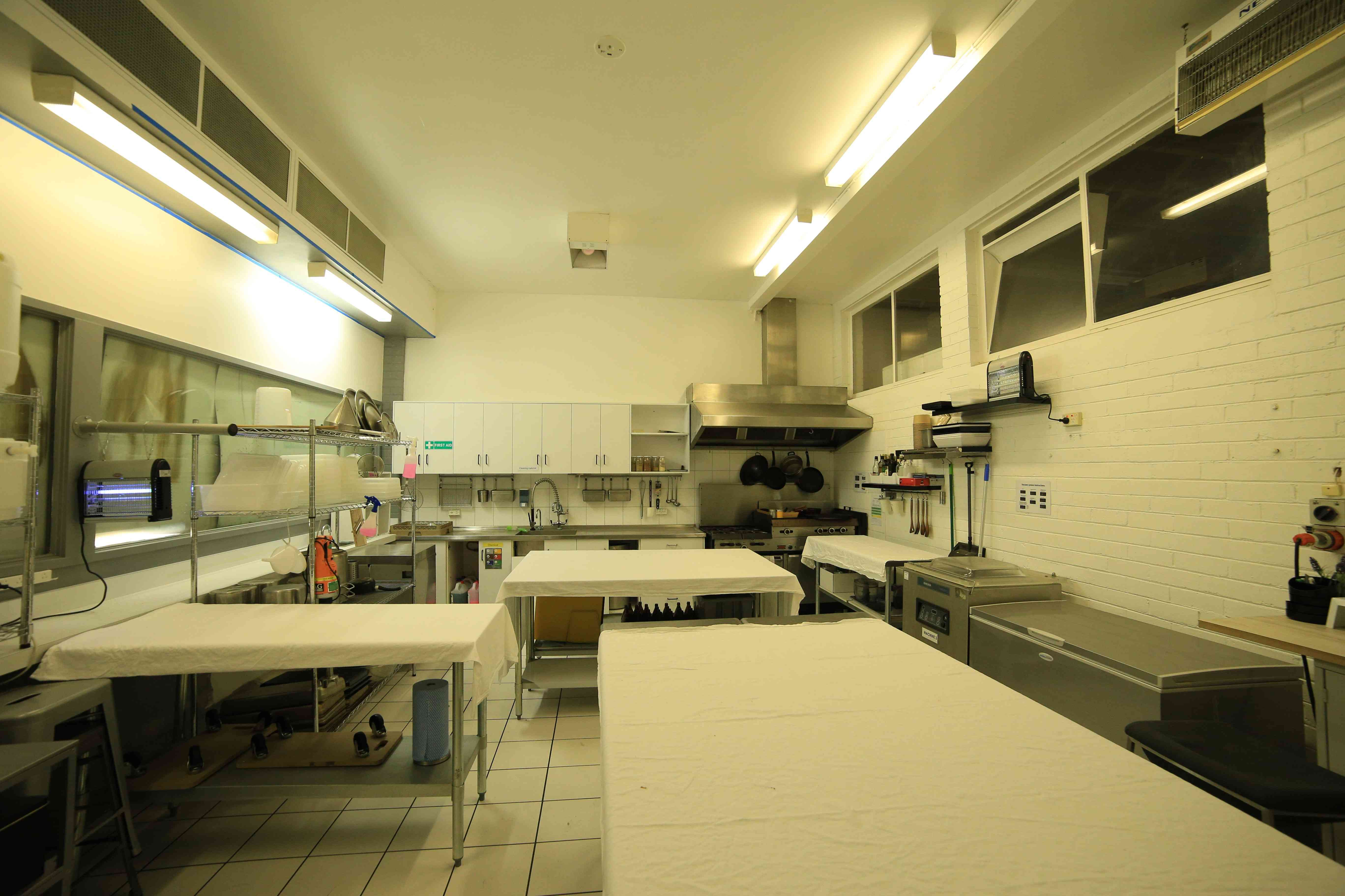 Kitchen Space for Rent in Cremorne