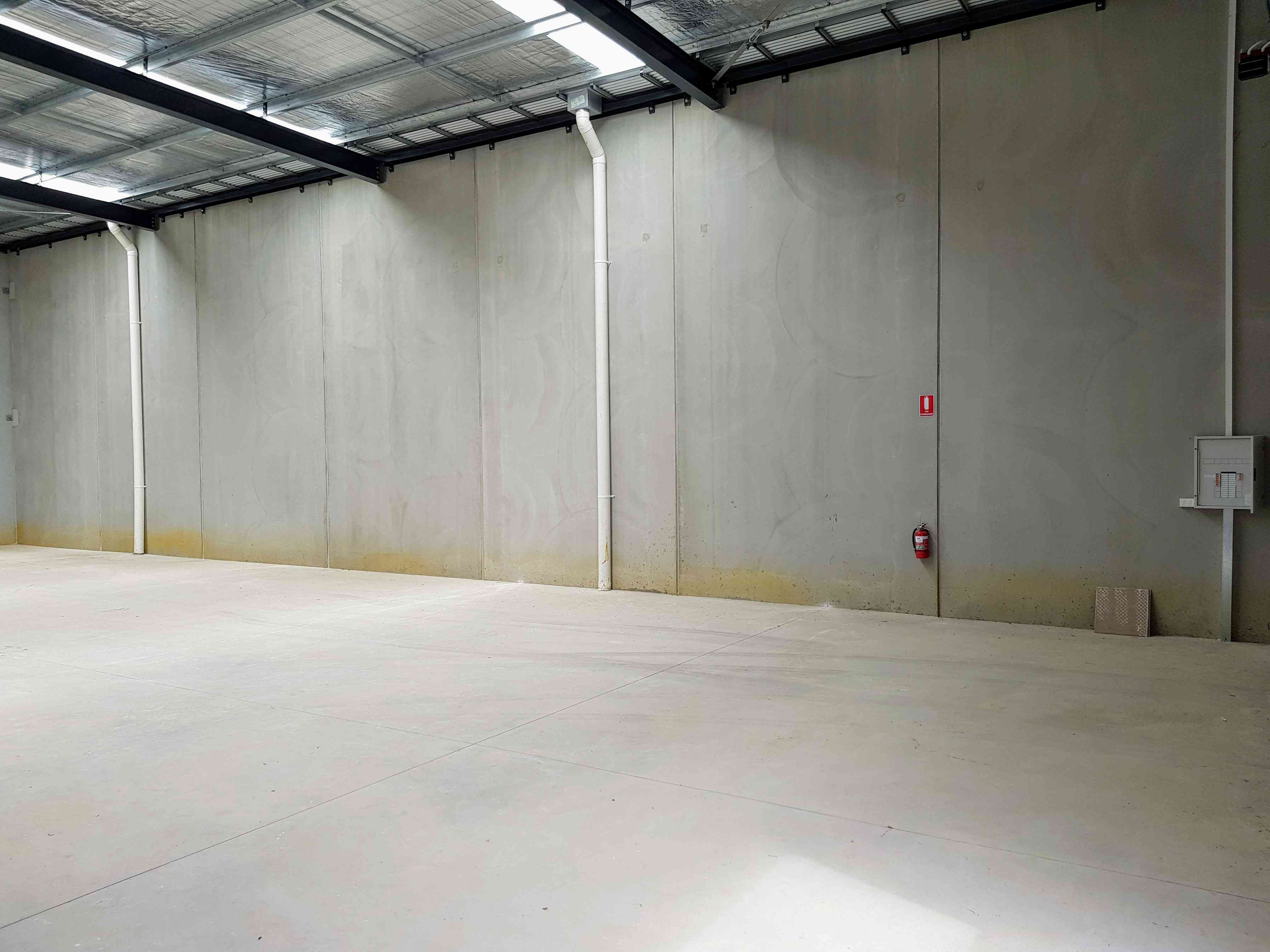 Factory Storage Space for Rent