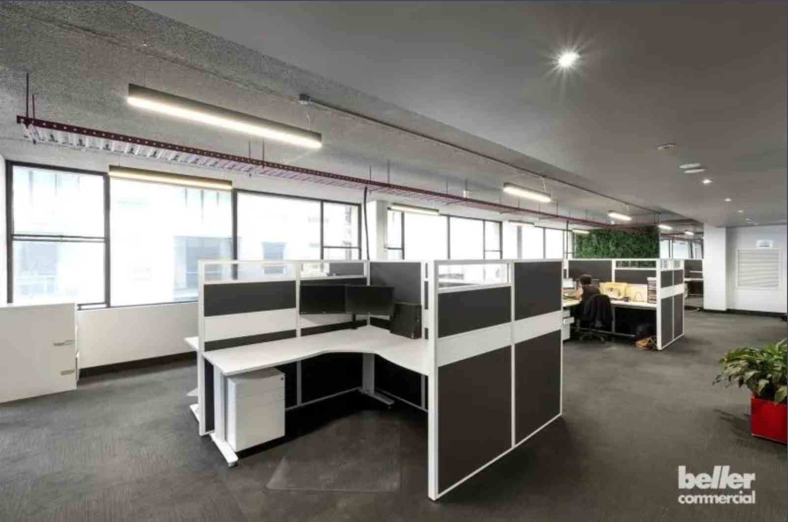 Newly renovated! 1 desk / 1 office / whole floor available!